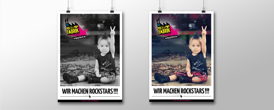 rock und pop fabrik poster start